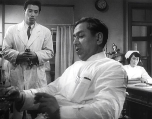 Doctors in Ikiru