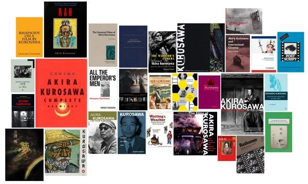 Akira Kurosawa books