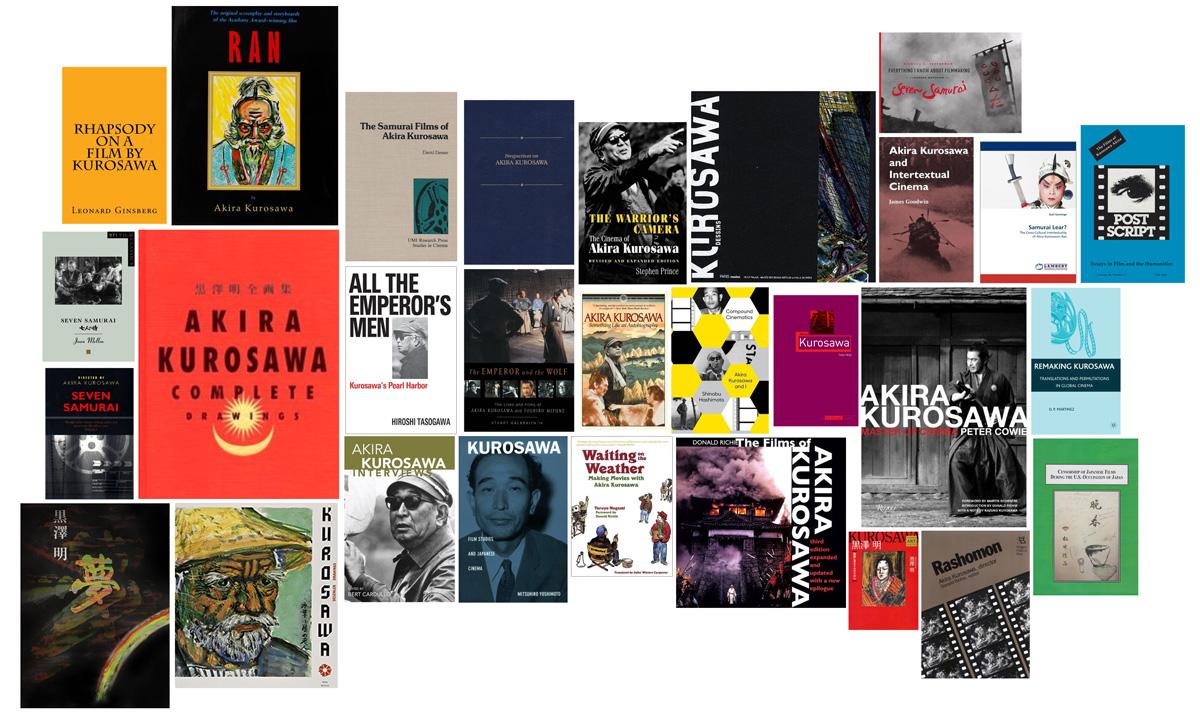 Akira Kurosawa Books Akira Kurosawa Information