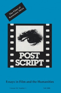 Post Script Vol 20 Num 1