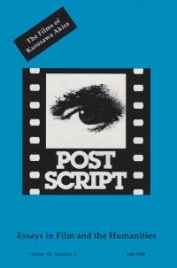 Post Script Vol 20 Num 1