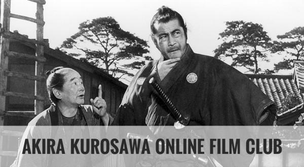 Akira Kurosawa Online Film Club