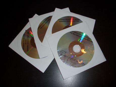 AK100 review discs