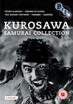 BFI Samurai Kurosawa