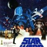 Star Wars Japanese poster