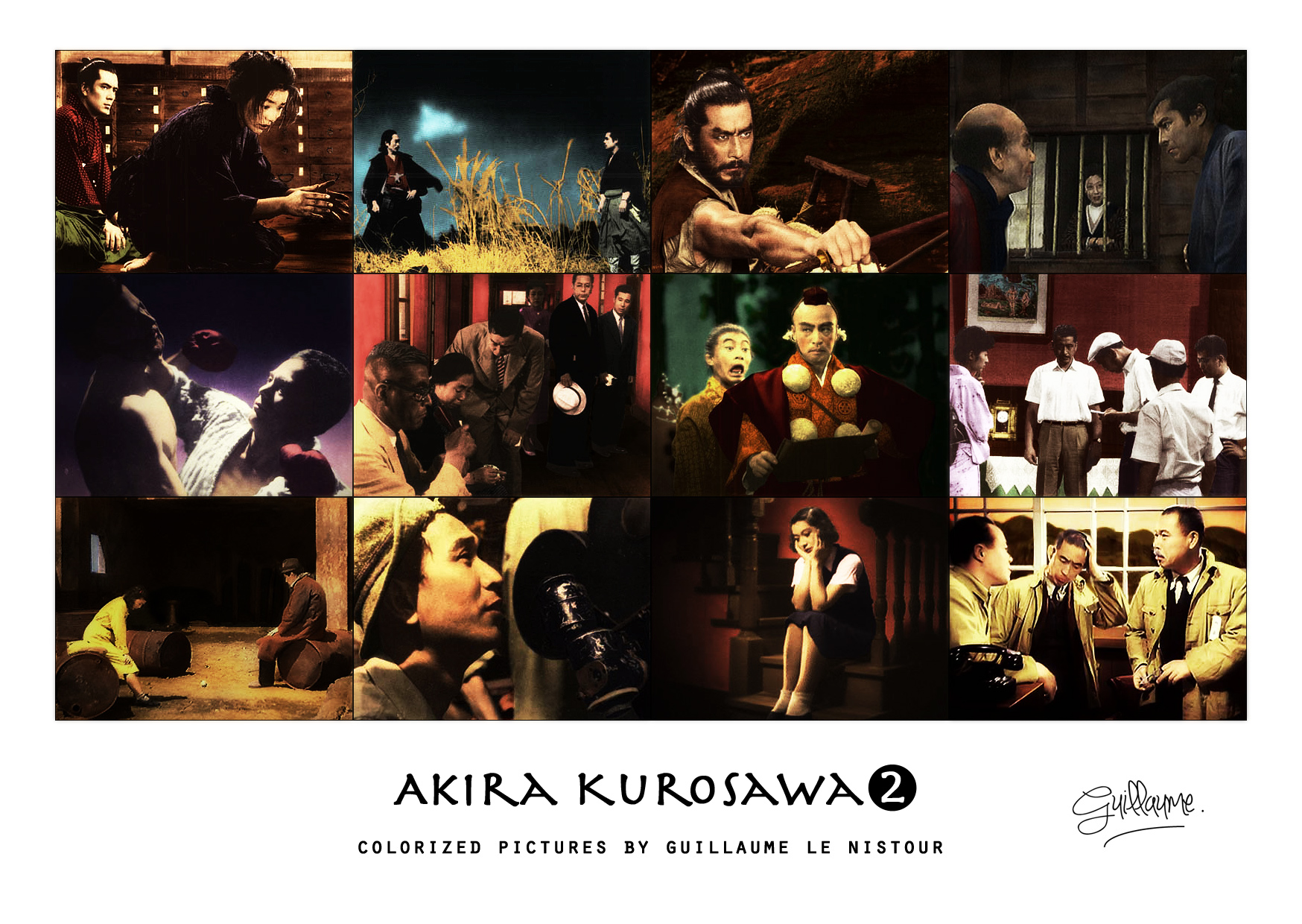 Kurofan postcard 2