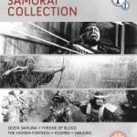 BFI Akira Kurosawa Samurai Collection