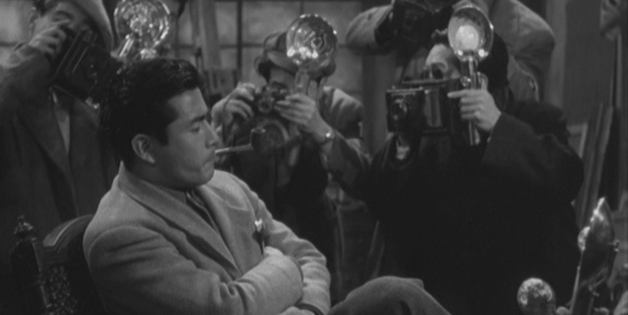 Toshiro Mifune in Scandal