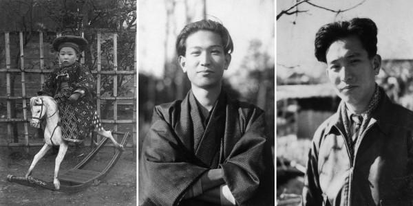 Akira Kurosawa growing up
