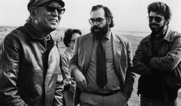 Kurosawa Coppola and Lucas