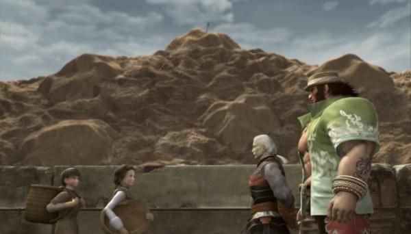 Seven Samurai 20XX - ending