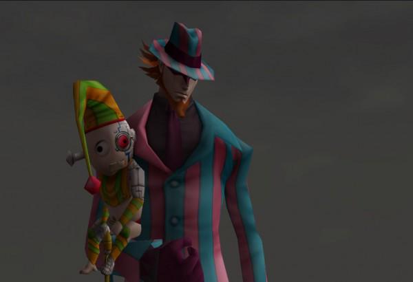 Seven Samurai 20XX - puppet