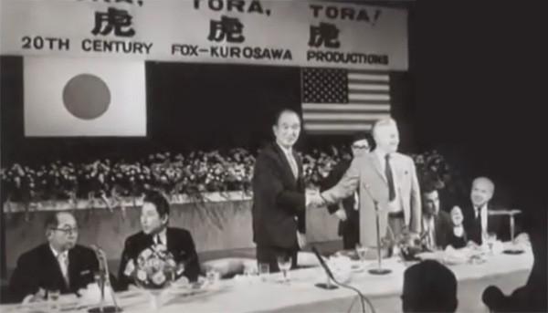 Tora Tora Tora handshake