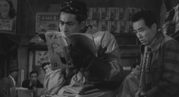 Akira Kurosawa Links The State Of Japanese Cinema -6976