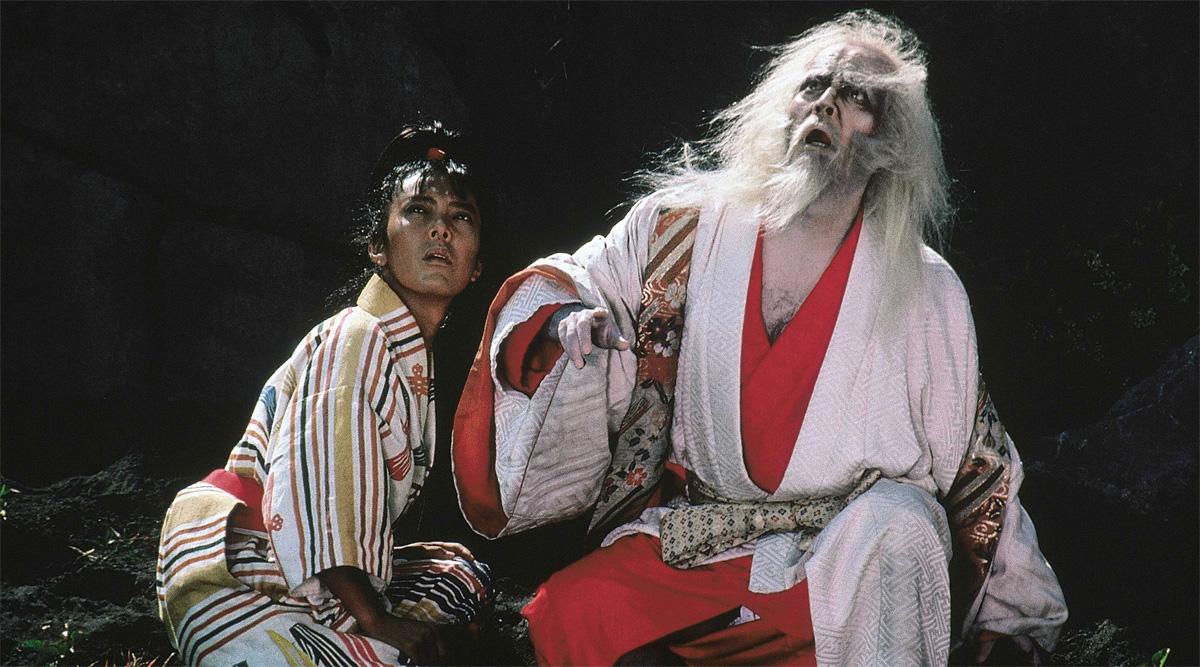 Kurosawa Ran Hidetora and fool