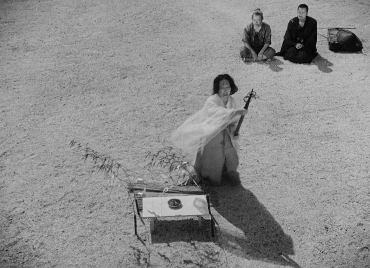 Rashomon (1950)-Part 1/2 English/Chinese subtitles - video ...