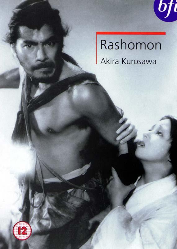 artistic film review rashomon