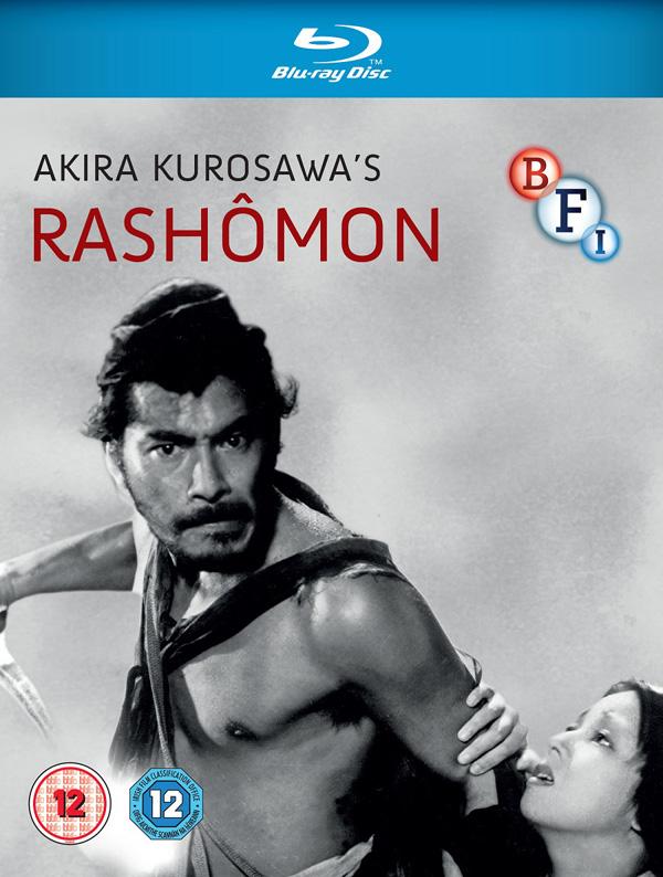 BFI Rashomon Blu-ray