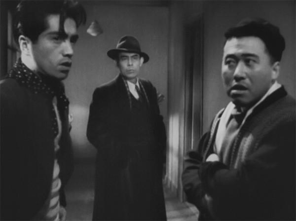 Akira Tani in Drunken Angel