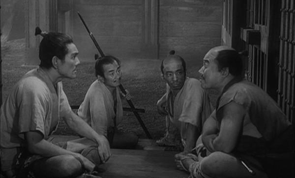 Akira Tani in Throne of Blood