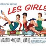 Les Girls (Belgian poster)