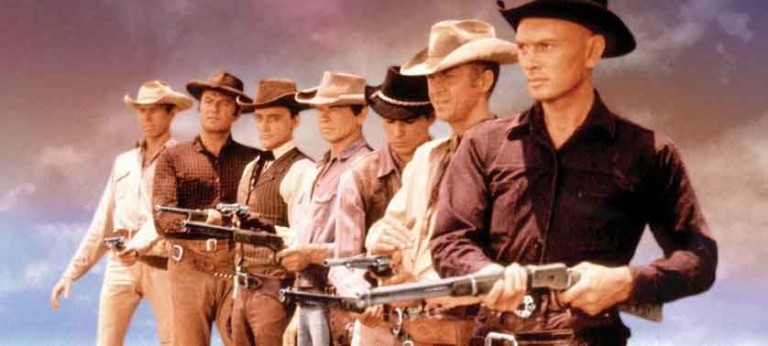 The Making of the Magnificent Seven cover