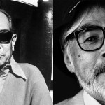 Akira Kurosawa and Hayao Miyazaki
