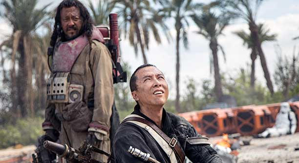 Image result for chirrut and baze