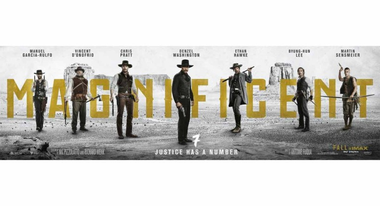 The Magnificent Seven banner