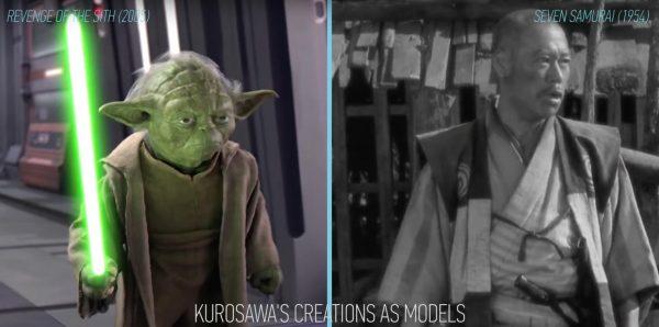 Kurosawa and Star Wars