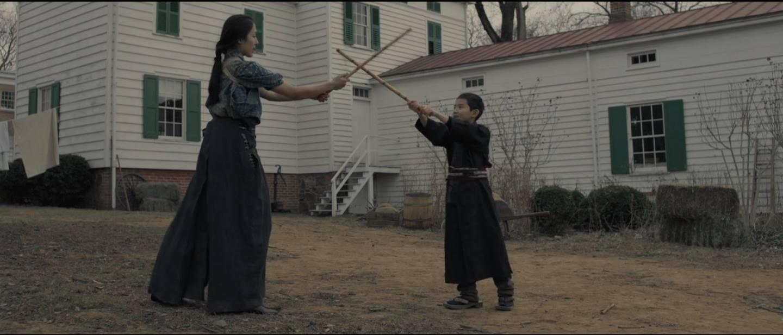 First Samurai in New York
