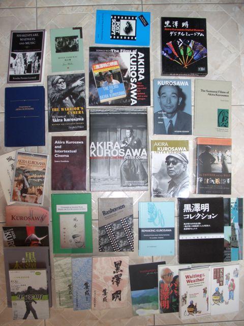 Kurosawa books
